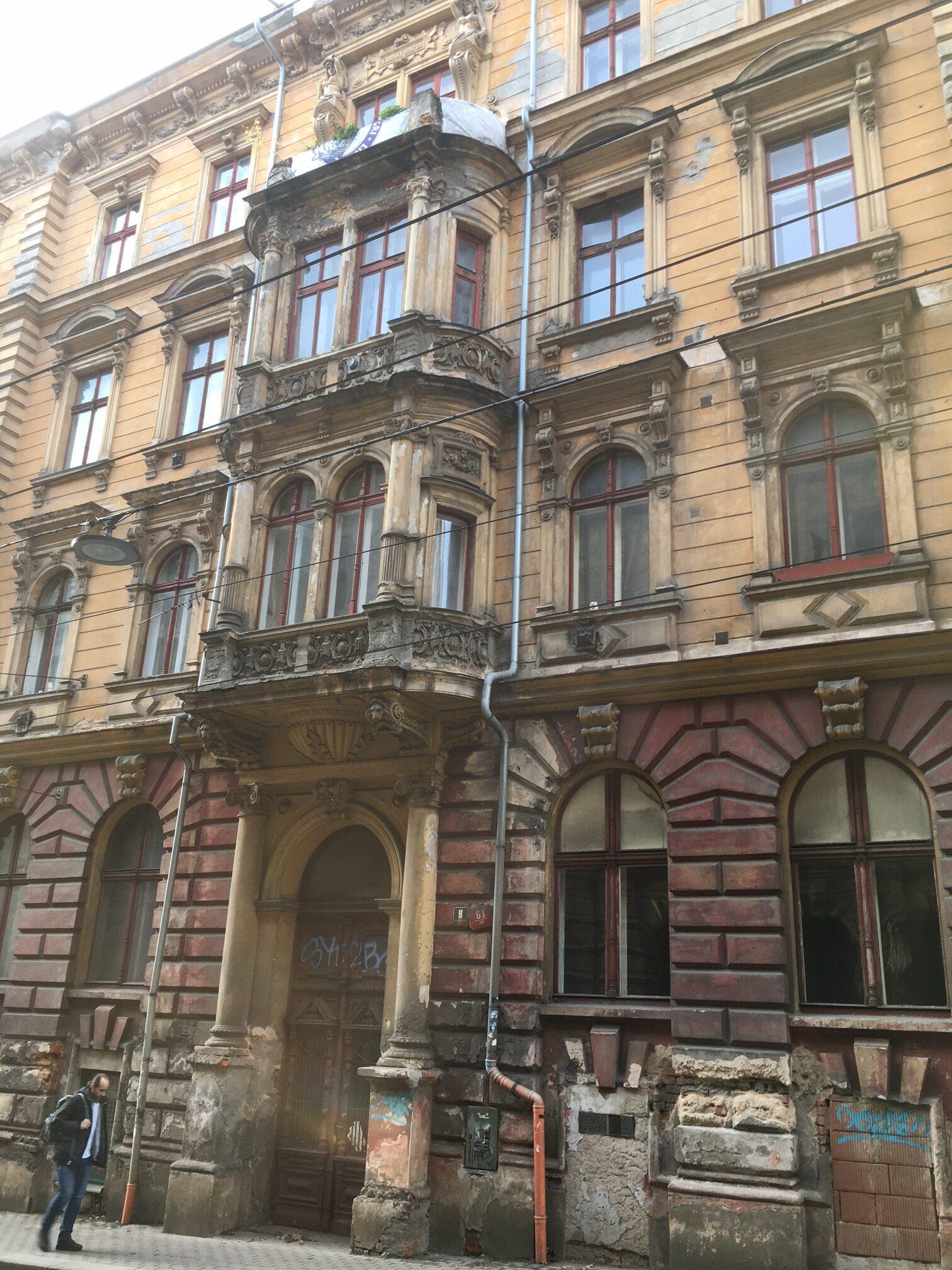 Bytový dům v centru Liberce